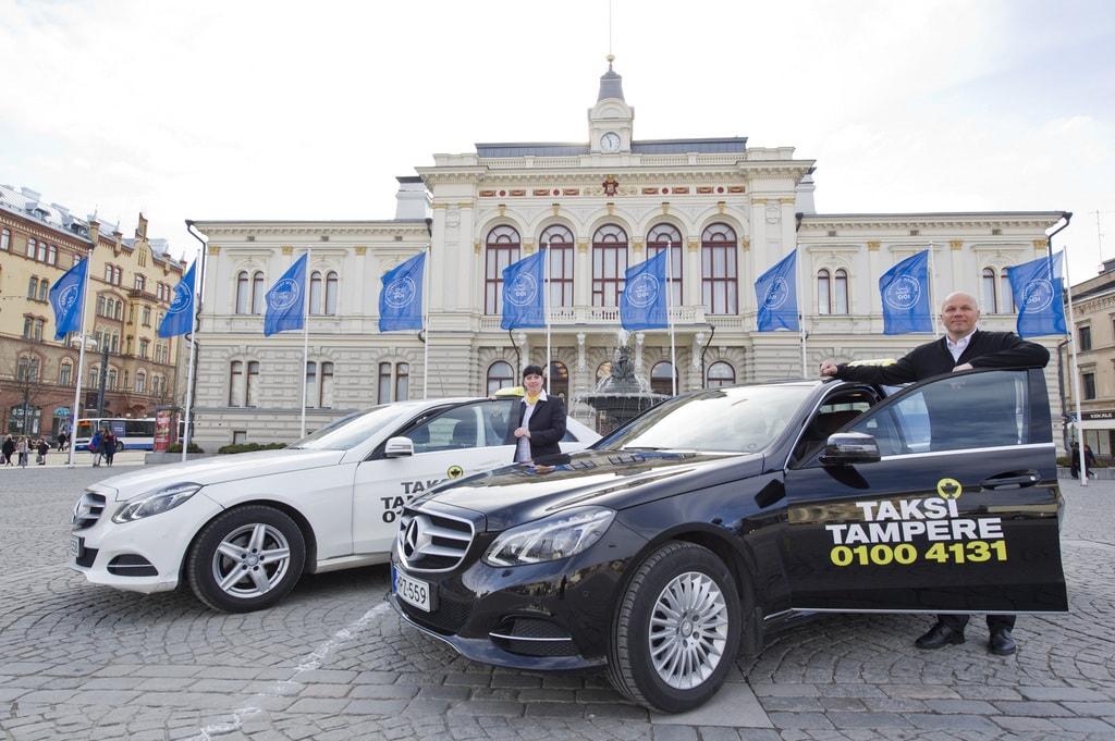Sote Taksi Tampere