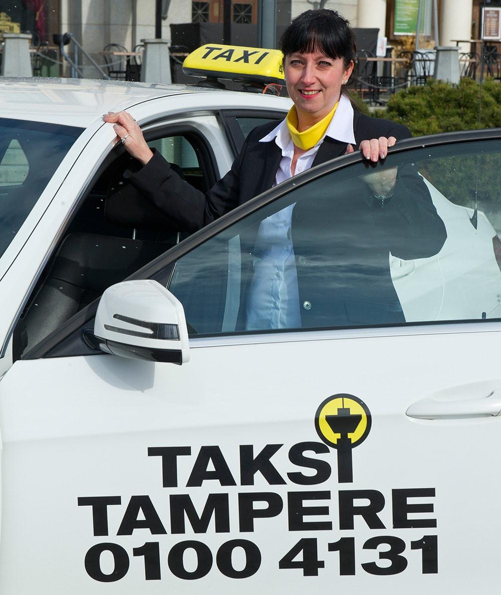 Taksinkuljettajan Ajolupa